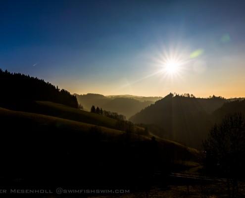 Spirzen Sunset