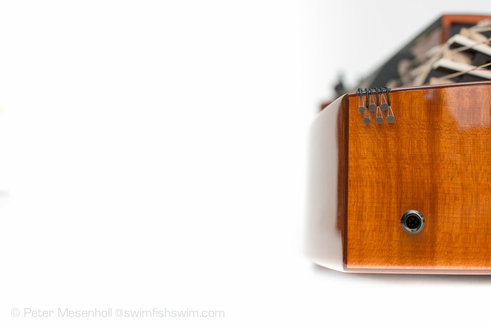 Drehleier - Produktfotografie