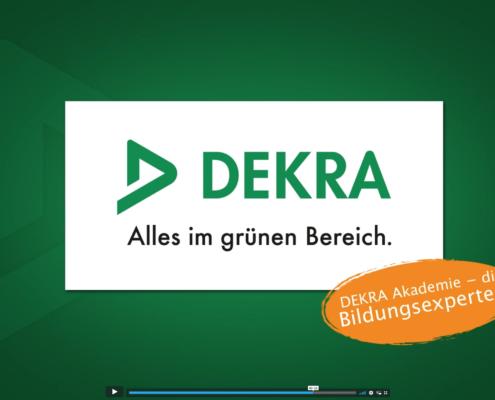 Dekra Akademie Freiburg Werbeclip