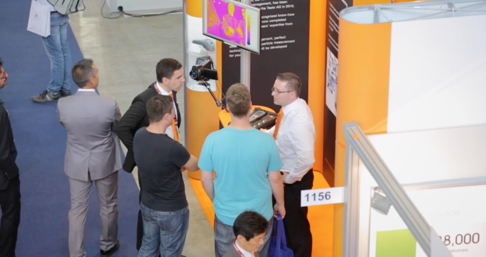 Testo Event Messe Dokumentation